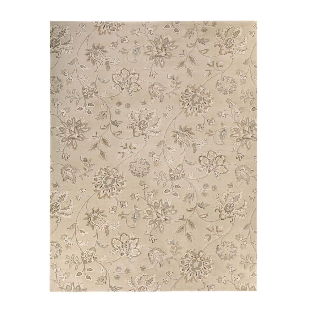 Home decorators collection aileen cream 5 ft 3 in x 7 ft for Home decorators echelon rug