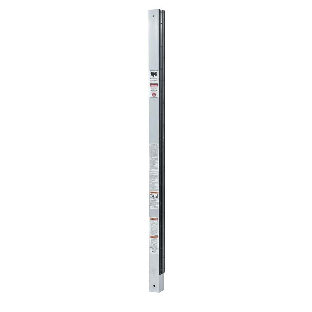 Qualcraft 12 ft. Aluminum Ultra Jack Pole