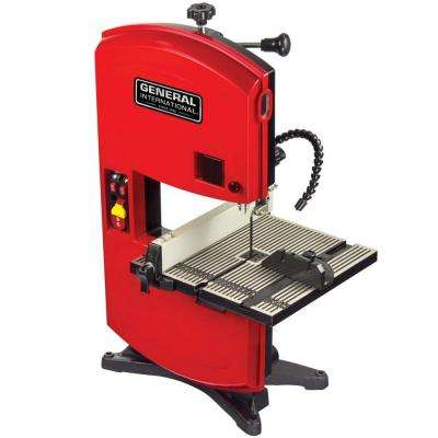 2.5 Amp 9 in. Wood Cutting Band Saw