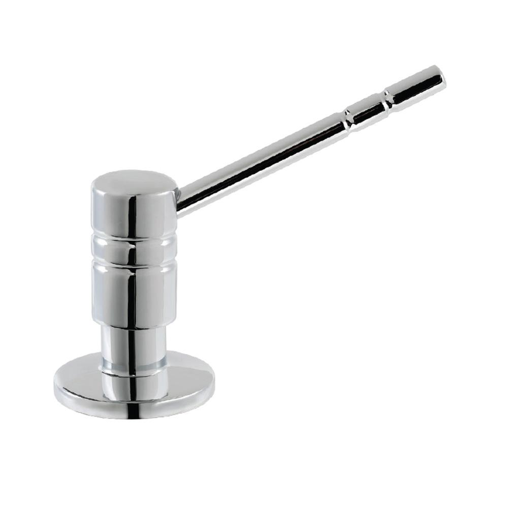 Endura II Counter-Mounted Soap Dispenser in Polished Chrome