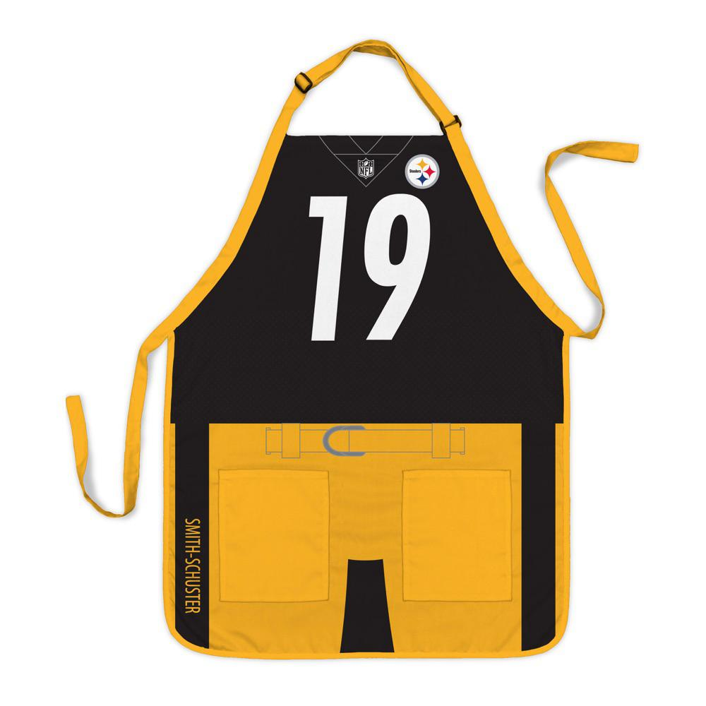 promo code 35436 bc291 Party Animal JuJu Smith-Schuster Pittsburgh Steelers NFL Jersey Apron