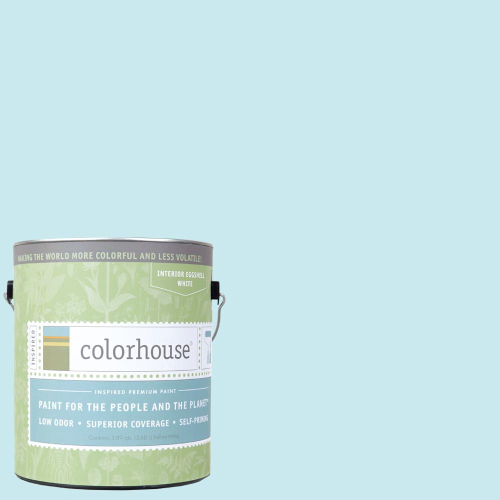 1 gal. Dream .01 Eggshell Interior Paint
