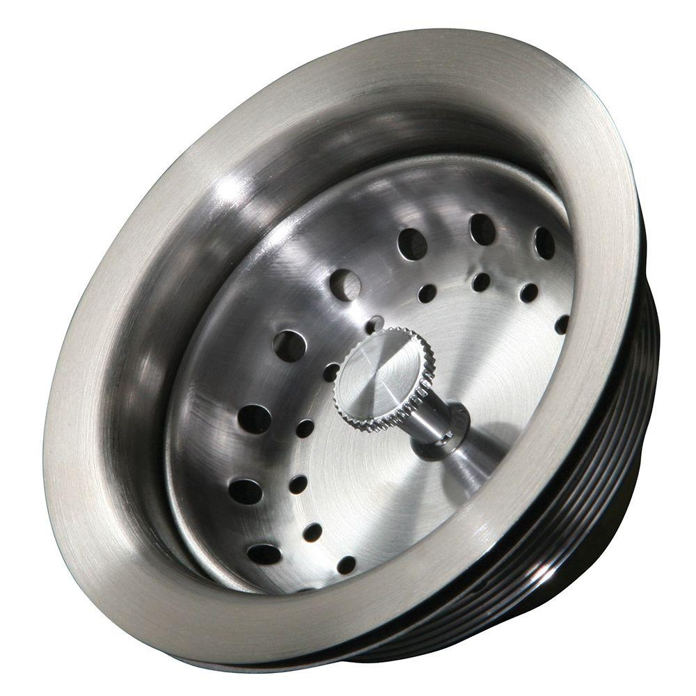 Franke 3.5x3.5 In. Sink Strainer