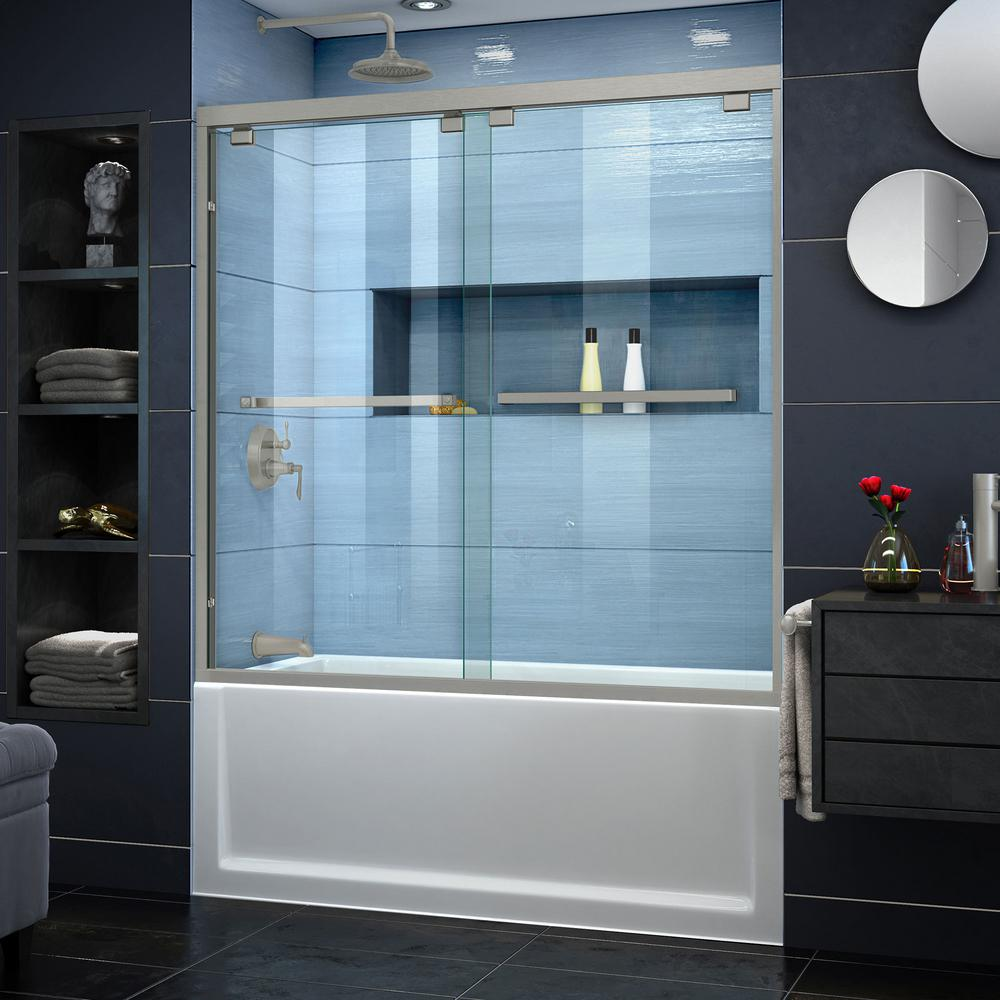 The Best Glass Shower Doors For Your Tub Trubuild Construction