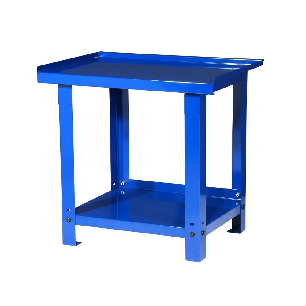 36 in. Heavy Duty Workbench, Blue