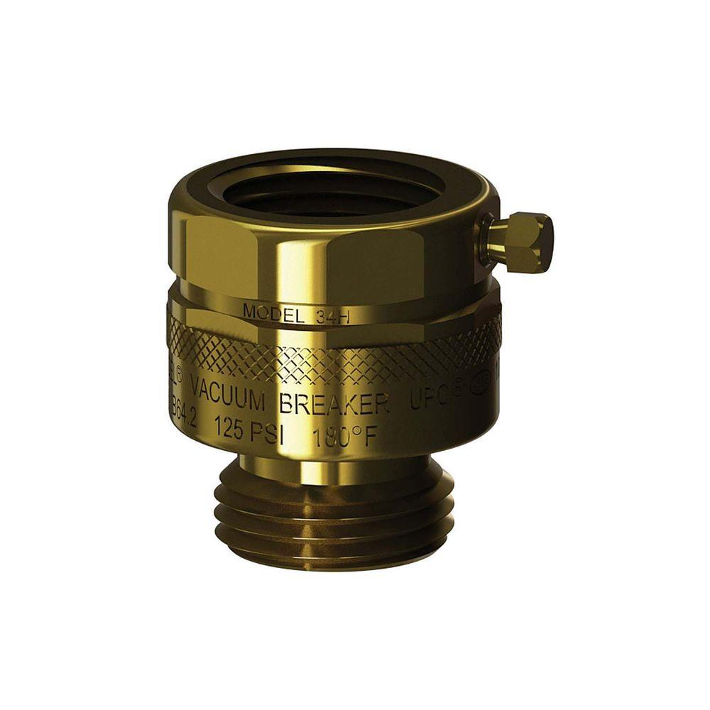 Woodford 3/4 in. x 3/4 in. Brass Add-On Hose Connection Vacuum Breaker