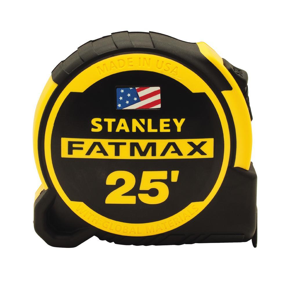 TAPE RULE STANLEY FATMAX 30 FT