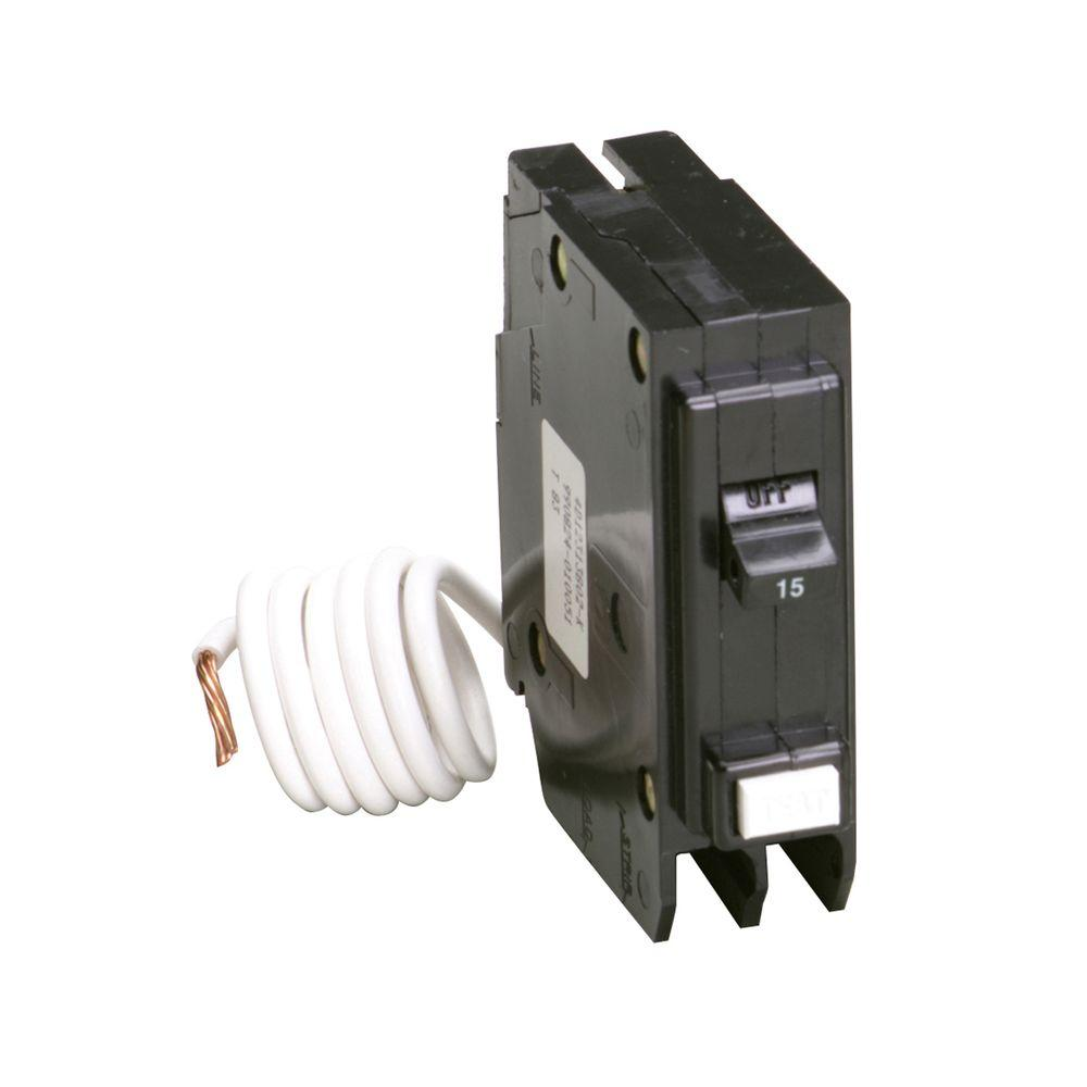 Eaton BR 20 Amp Single Pole Circuit Breaker-BR120 - The Home Depot