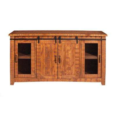 Omaha Honey Tobacco Home Entertainment Center