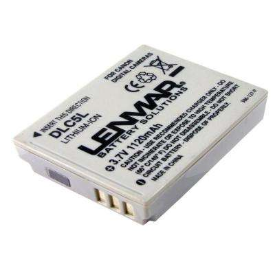 Lithium-Ion 1120mAh/3.7-Volt Digital Camera Replacement Battery