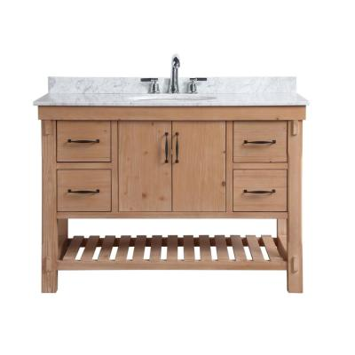Farmhouse Bathroom Vanities Bath The Home Depot