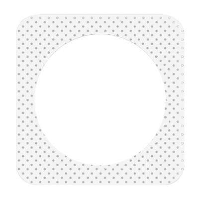 8 in. x 6-1/4 in. Hole Residential Can-Light Drywall Patch