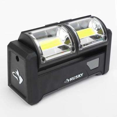 500 Lumens LED Dual-Panel Utility Light