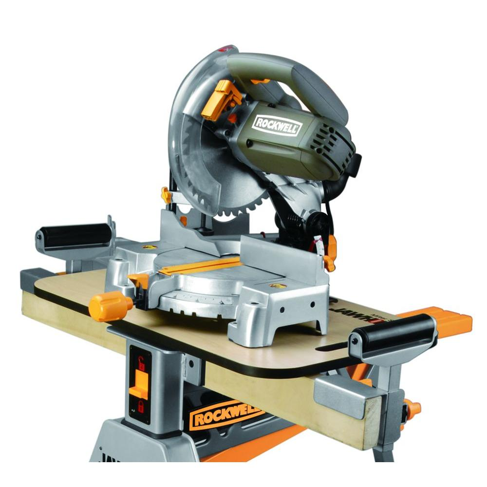 Rockwell Jawhorse Miter Saw Station
