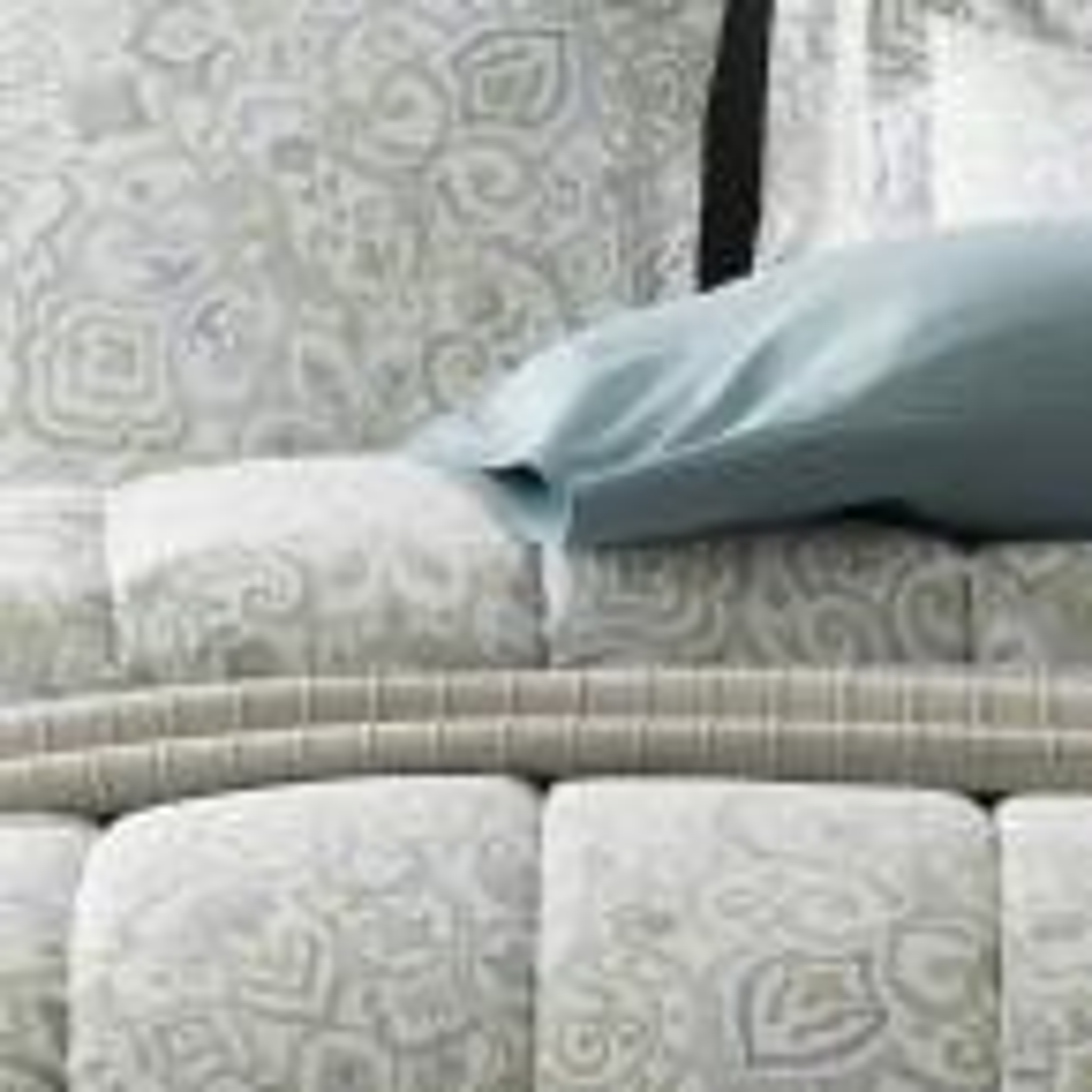 The Company Store Davidson Multicolored Geometric Sateen King Comforter