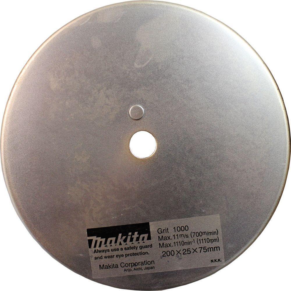 Makita 1,000-Grit Grinding Wheel For Use With Makita Blade Sharpener Model 98202 by Makita