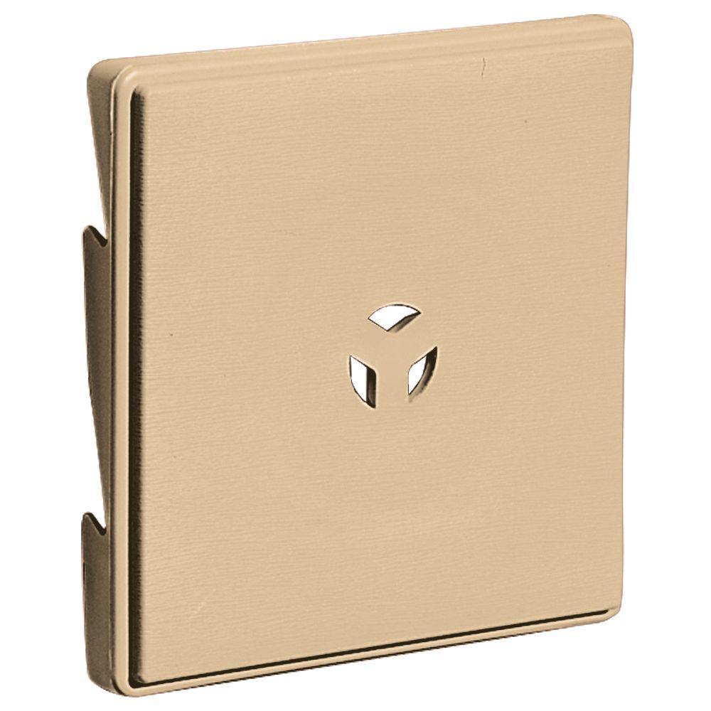 6.625 in. x 6.625 in. #045 Sandstone Maple Triple 3-Surface Block