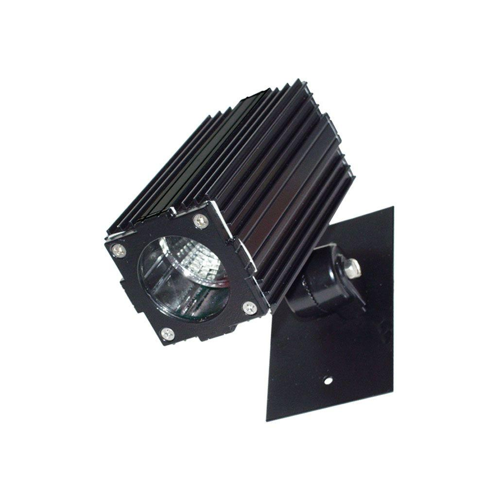 Nightscaping 1-Light Down Light Extruded Aluminum Black Powdercoat Finish-DISCONTINUED