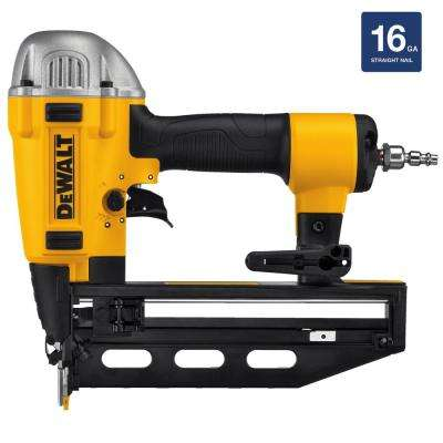 Pneumatic 16-Gauge 2-1/2 in. Nailer