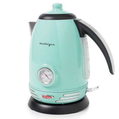 Retro Series 1.7 l Aqua Electric Water Kettle