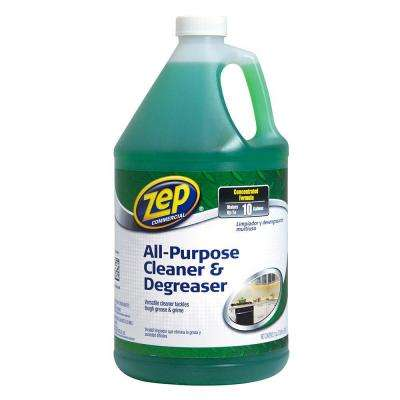 128 oz. Concentrated All-Purpose Cleaner and Degreasers (Case of 4)