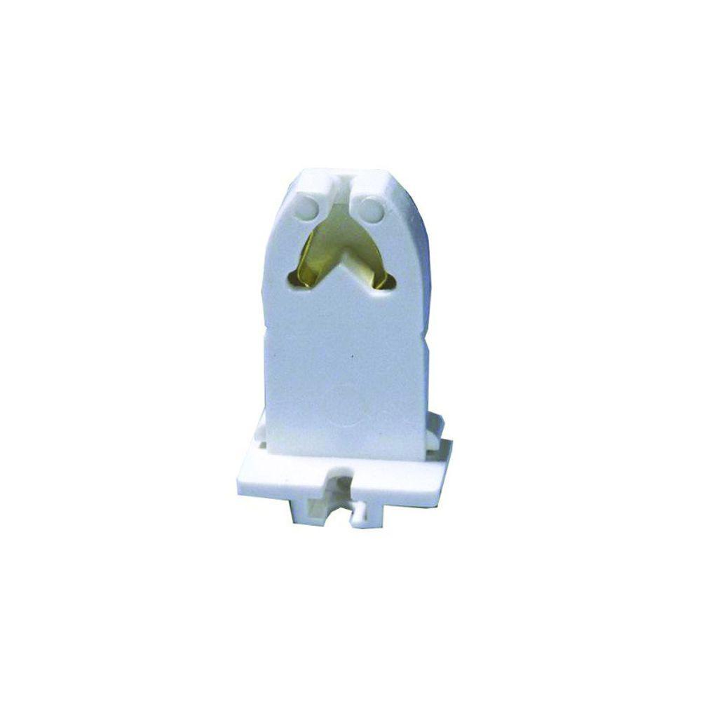 Philips Advance Long Medium Bi-Pin Lamp Socket
