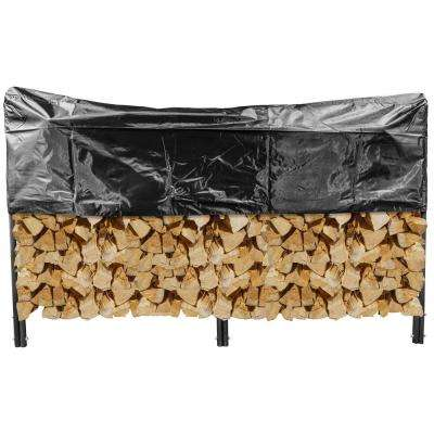 6 ft. Firewood Rack with Cover