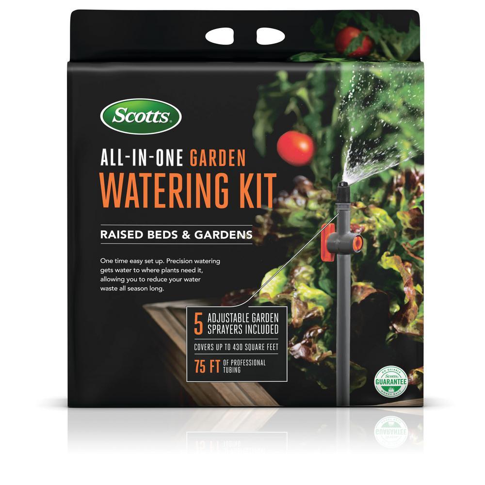All-in-One Garden Watering Kit