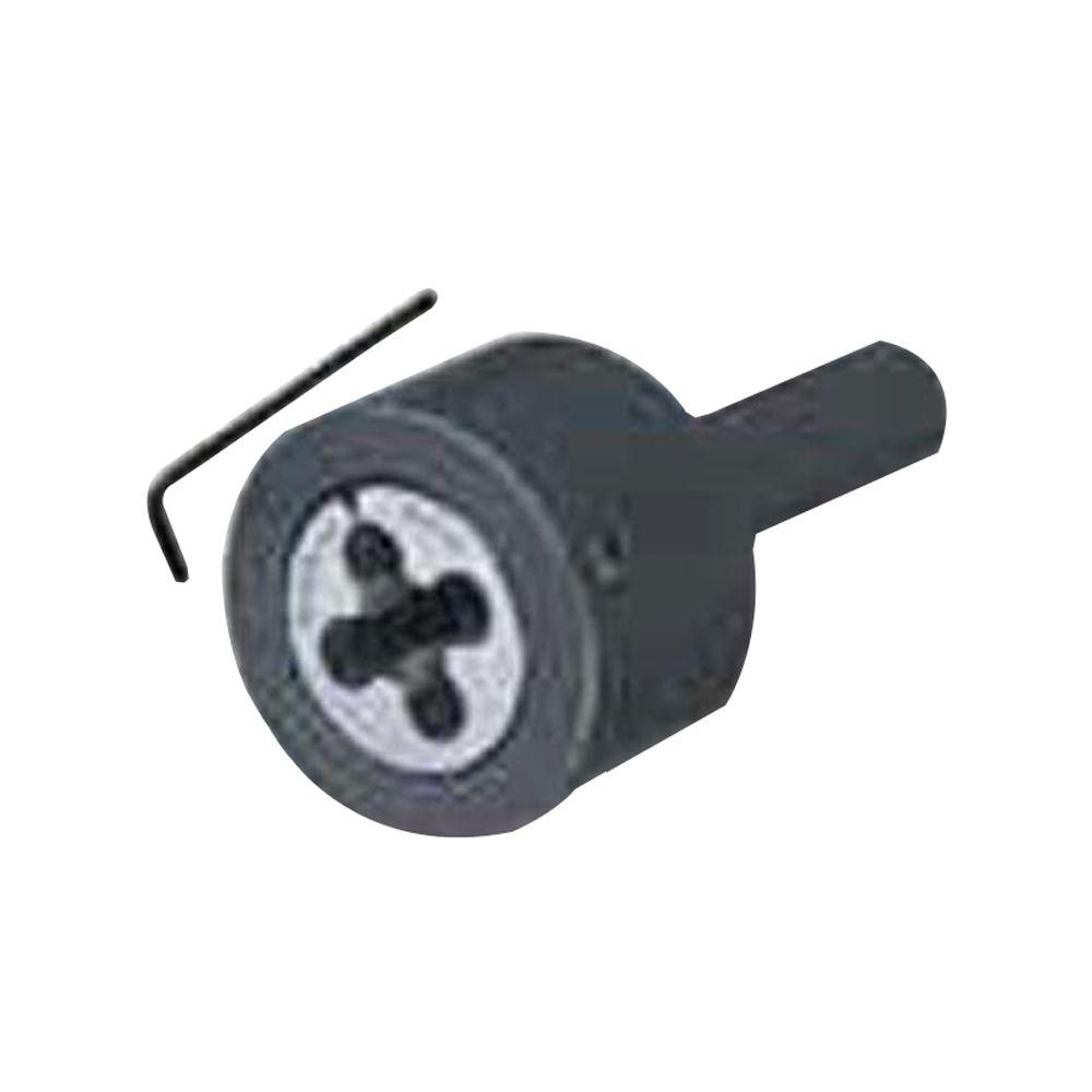 1 in. Diameter 1/2 in. Shank Die Holder