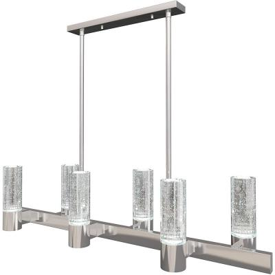 Essence 30-Watt Integrated LED Chrome Chandelier