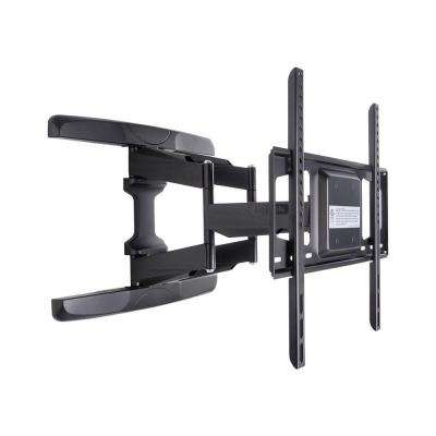 Full Motion TV Wall Mount Articulating TV Bracket Fits for 37 in. - 60 in. TVs Up to 99 lbs.