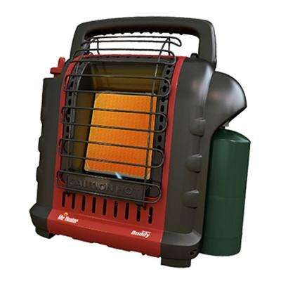 4000 BTU Portable Outdoor Buddy Propane Gas Space Heater with Buddy Carry Bag