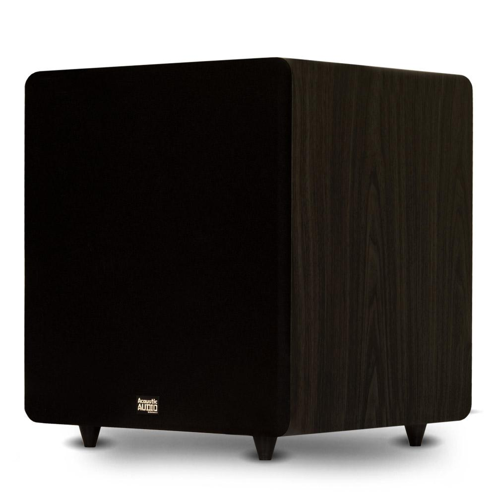 Home Theater Powered 15 in. LFE Subwoofer Front Firing Sub