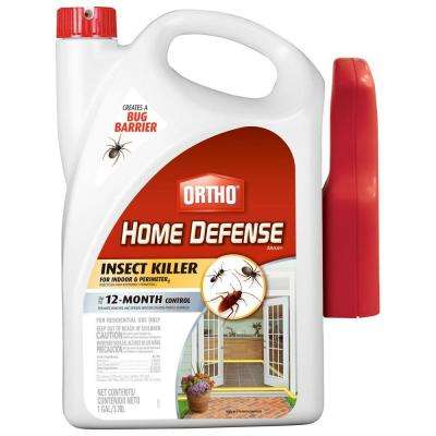 Home Defense Max 1 Gal. Ready-to-Use Perimeter and Indoor Insect Killer