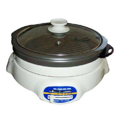 Shabu-Shabu and BBQ Multi-Cooker