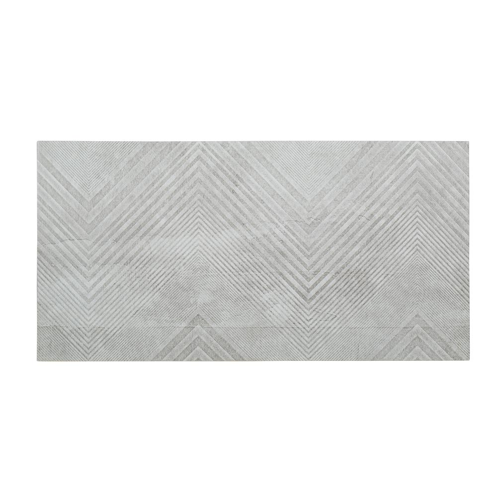Jeffrey Court Vibes 12 in. x 24 in. Ceramic Wall Tile (11.625 sq ...