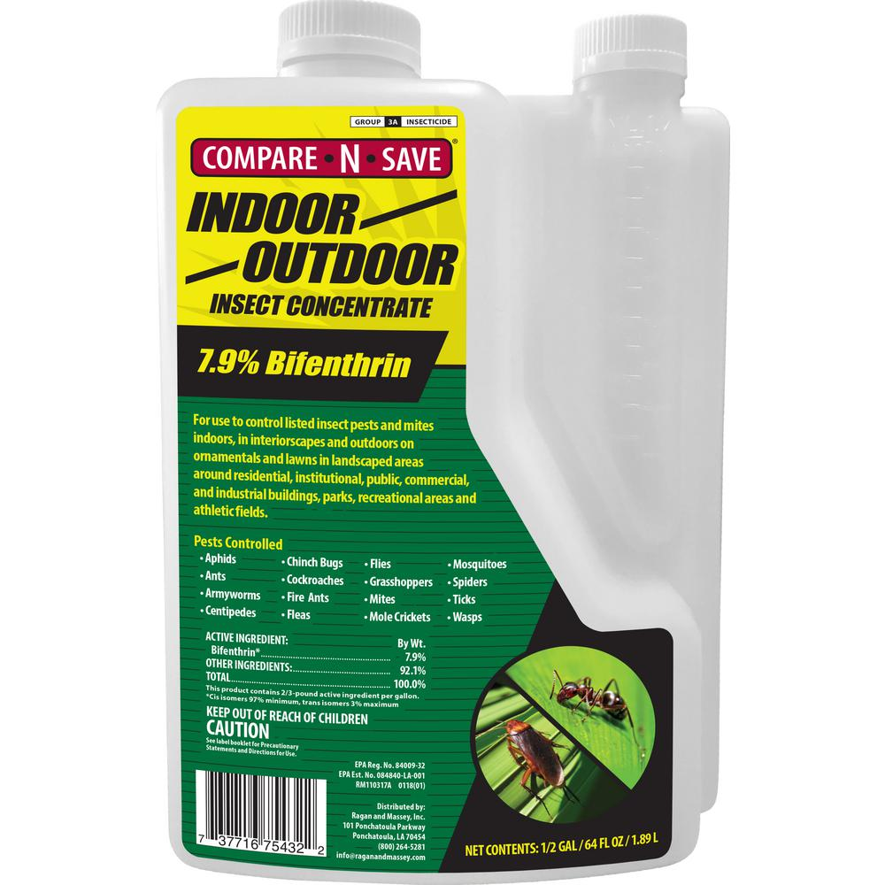 Compare-N-Save 64 oz  Indoor and Outdoor Insect Control