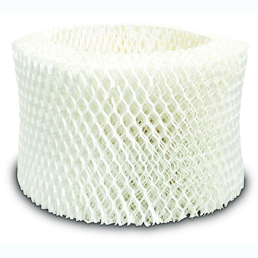 Honeywell Replacement Console Humidifier Filter E, Whites Use with cool moisture evaporative humidifiers. Honeywell evaporative humidifiers are designed around the replacement filter to optimize performance and output. For best results, use only genuine Honeywell filters. Color: Whites.