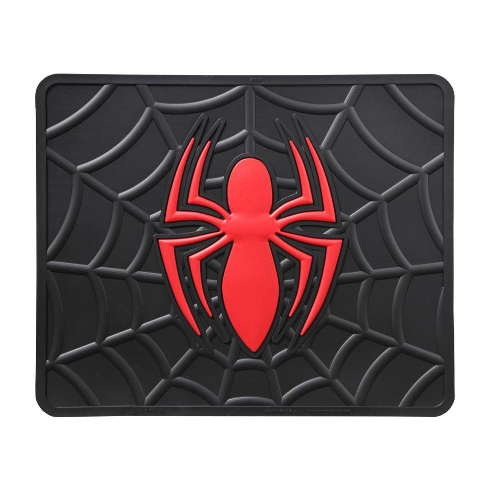Marvel Spiderman Heavy Duty 17 in. x 14 in. Vinyl Utility