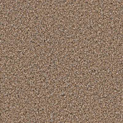 Carpet Sample - Goldsberry I - Color Broadway Twist 8 in. x 8 in.