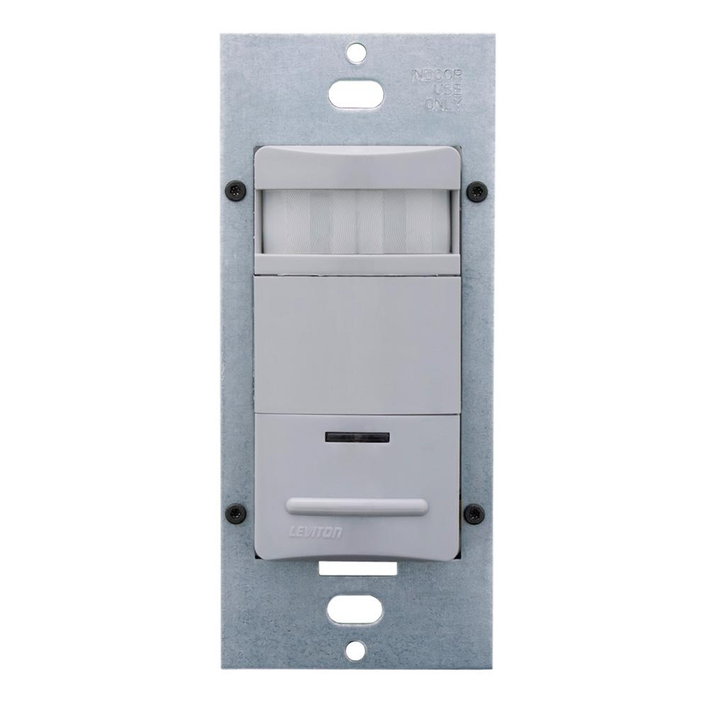 Commercial Grade Led Track Lighting: Leviton Commercial Grade Passive Infrared 1200 Sq. Ft. 180