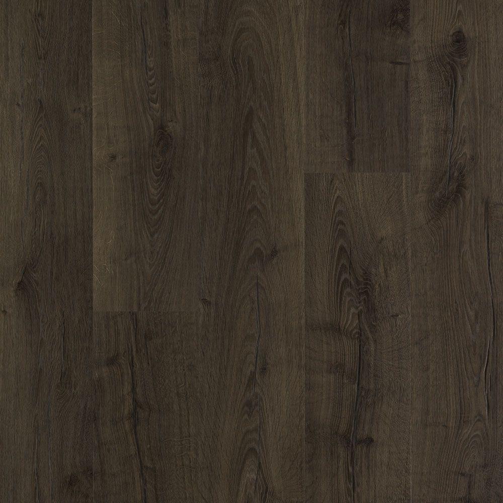 Outlast+ Vintage Tobacco Oak Laminate Flooring - 5 in. x 7 in. Take Home Sample