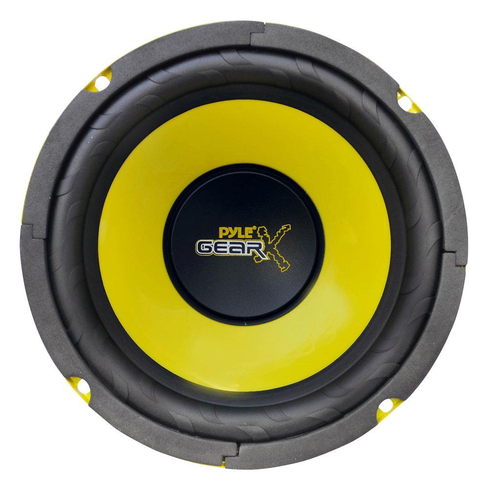 Gear X Series 6-1/2 in. 300-Watt Mid Bass Woofer