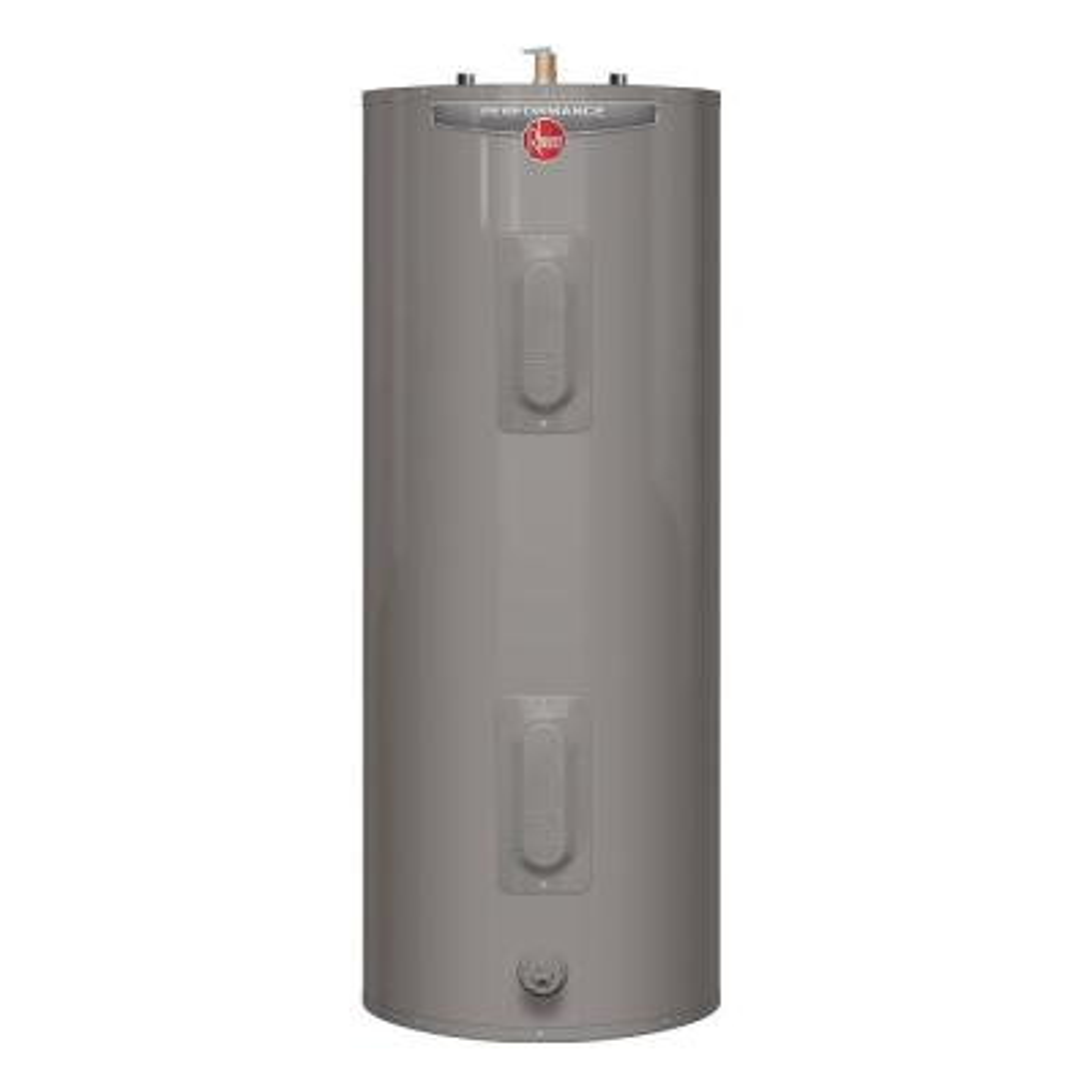 Performance 40 gal. Medium 6-Year 3800/3800-Watt Elements Electric Tank Water Heater