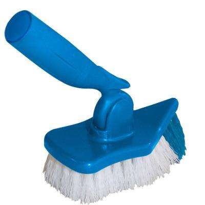 Swivel and Scrub Brush