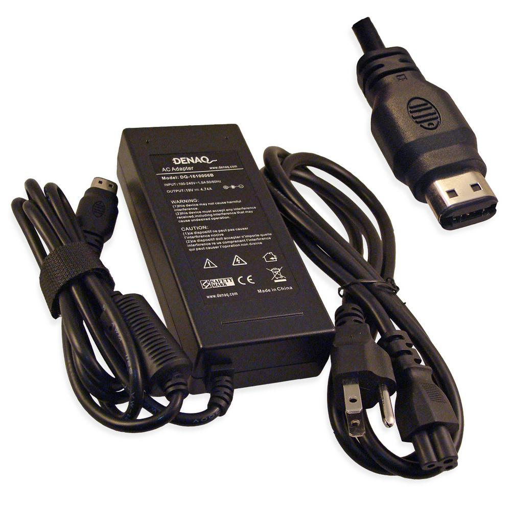 19-Volt 4.74 Amp 5-pin AC Adapter for HP/Compaq Pavilion and Presario