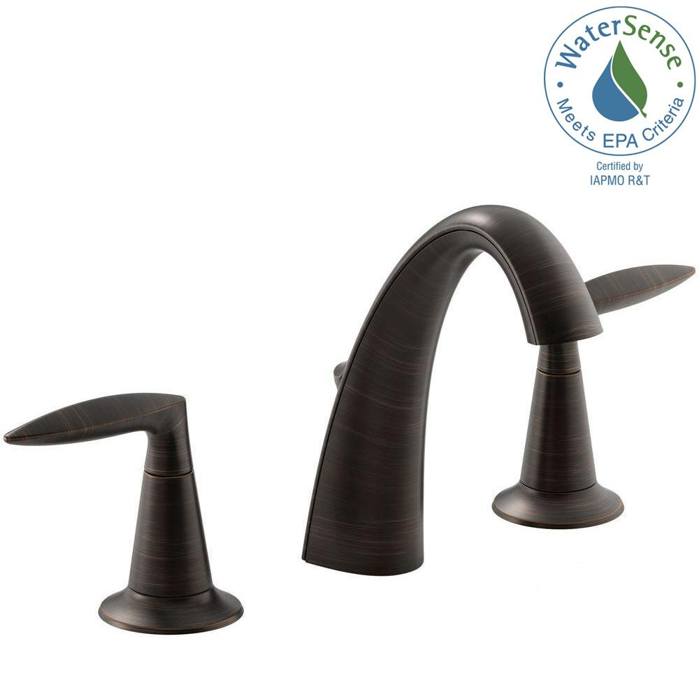 Kohler Kelston 8 In Widespread 2 Handle Water Saving