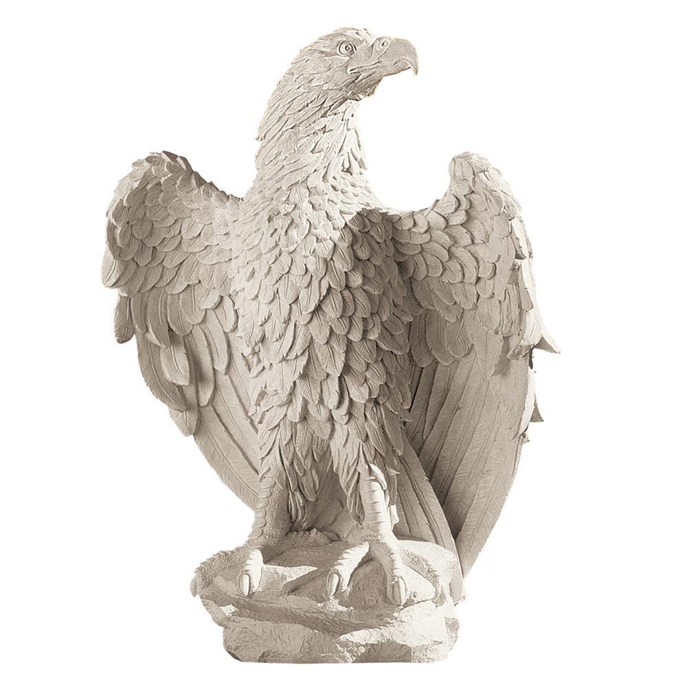 24 in. H America's Eagle Statue