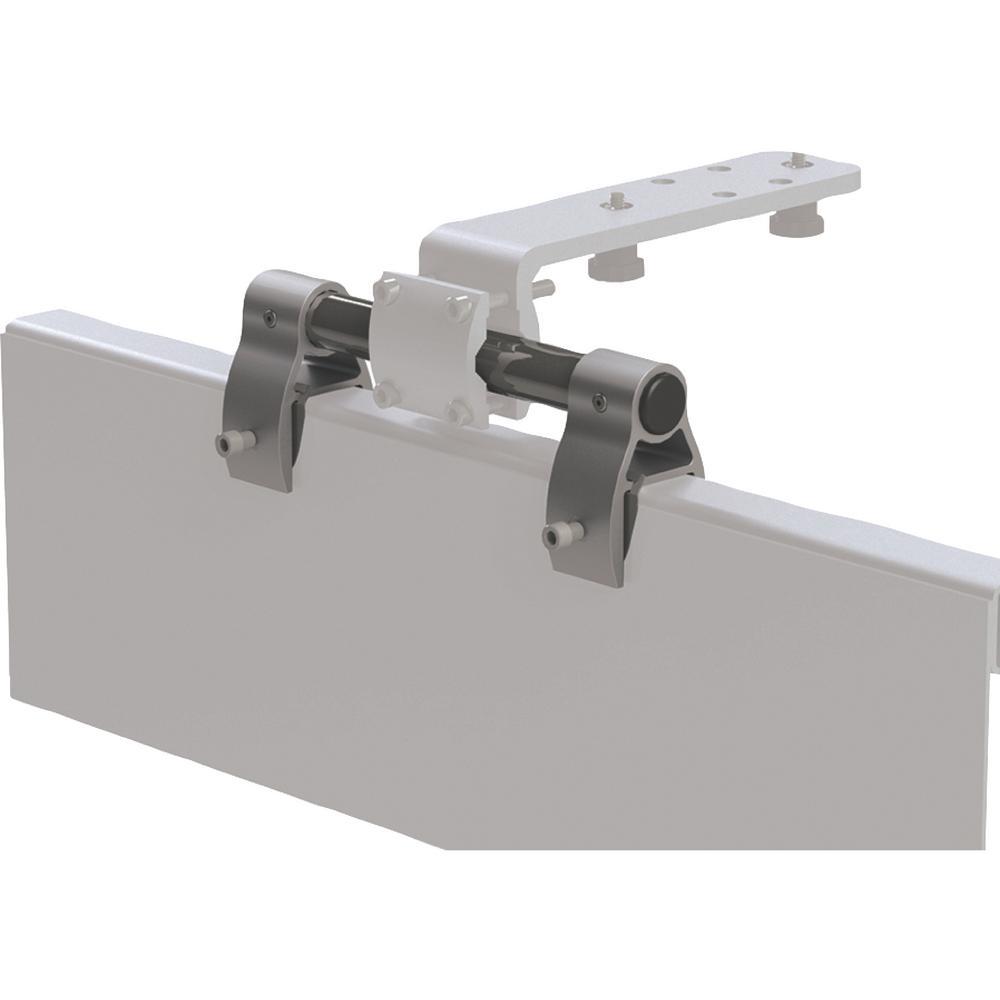 Kuuma Pontoon Boat Rail Adapter For Portable Grills 58197