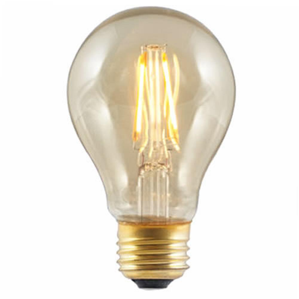 Bulbrite 40w Equivalent Warm White Light A19 Dimmable Led: Halco Lighting Technologies 40W Equivalent Soft White A19